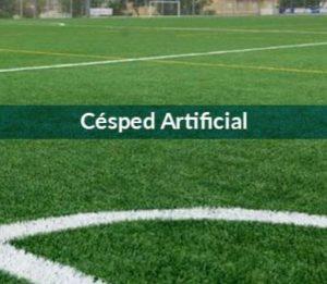 Cesped artificial Jaén - Solucont